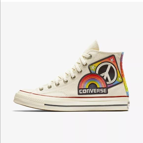 d7ed74a22638 Converse Chuck Taylor All Star 70 1st Pride Parade